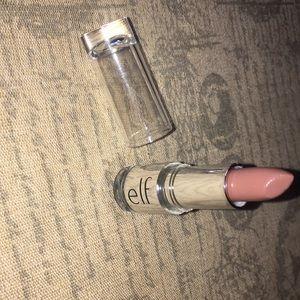 ELF cosmetics Beautifully Bare satin lipstick